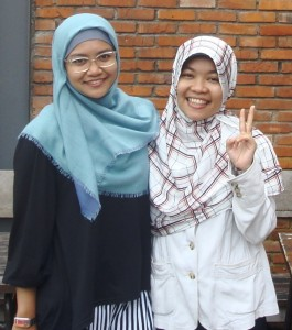 With kakak Kembar Desyuss :)