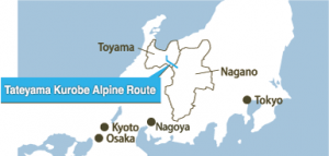 tateyama map