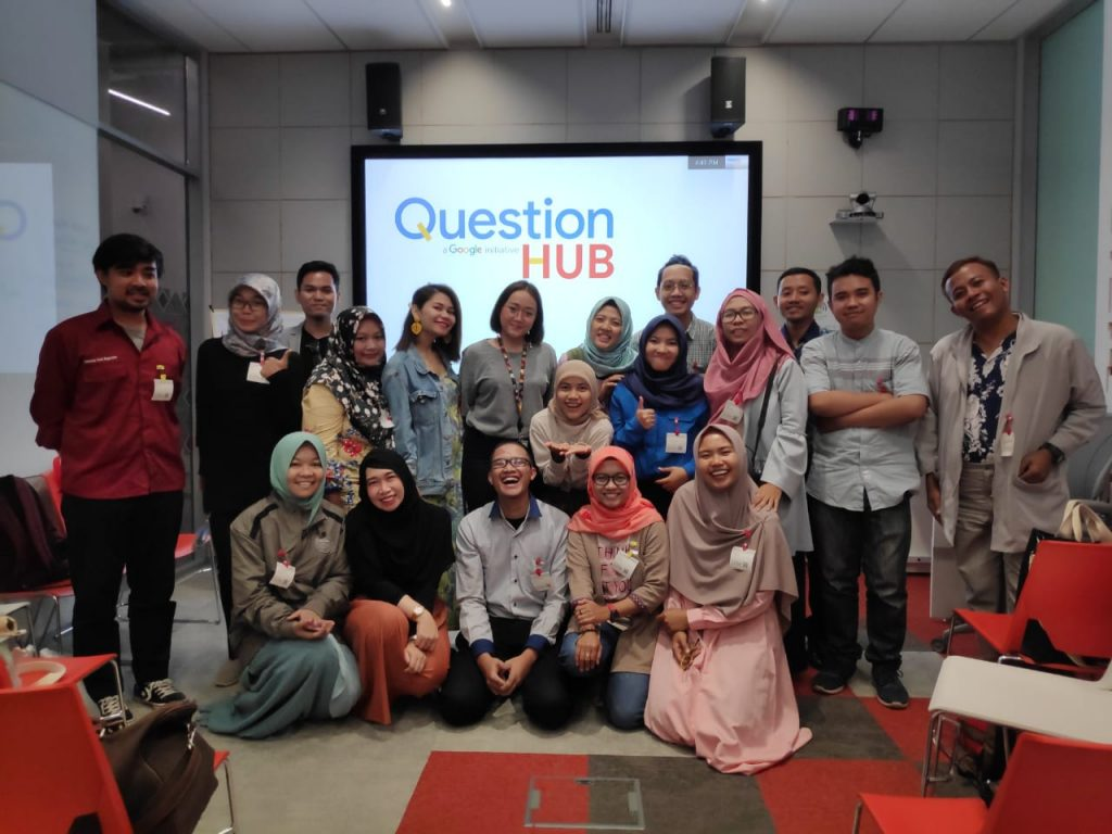 question hub google indonesia